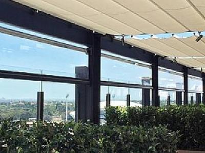 profesjonalne zadaszenie balkonowe